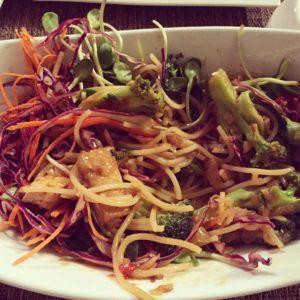 Vegan, Gluten-Free Pad Thai