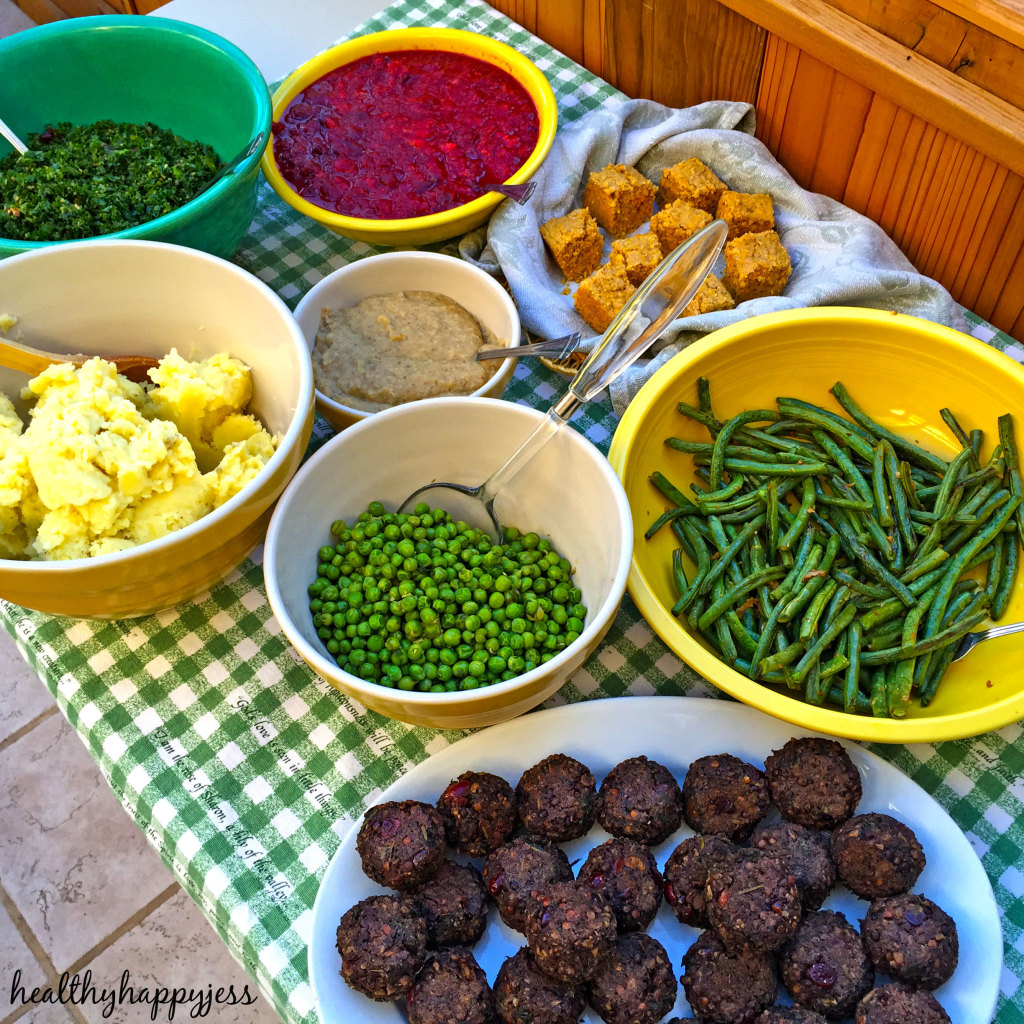 Vegan + Gluten-Free Thanksgiving Feast