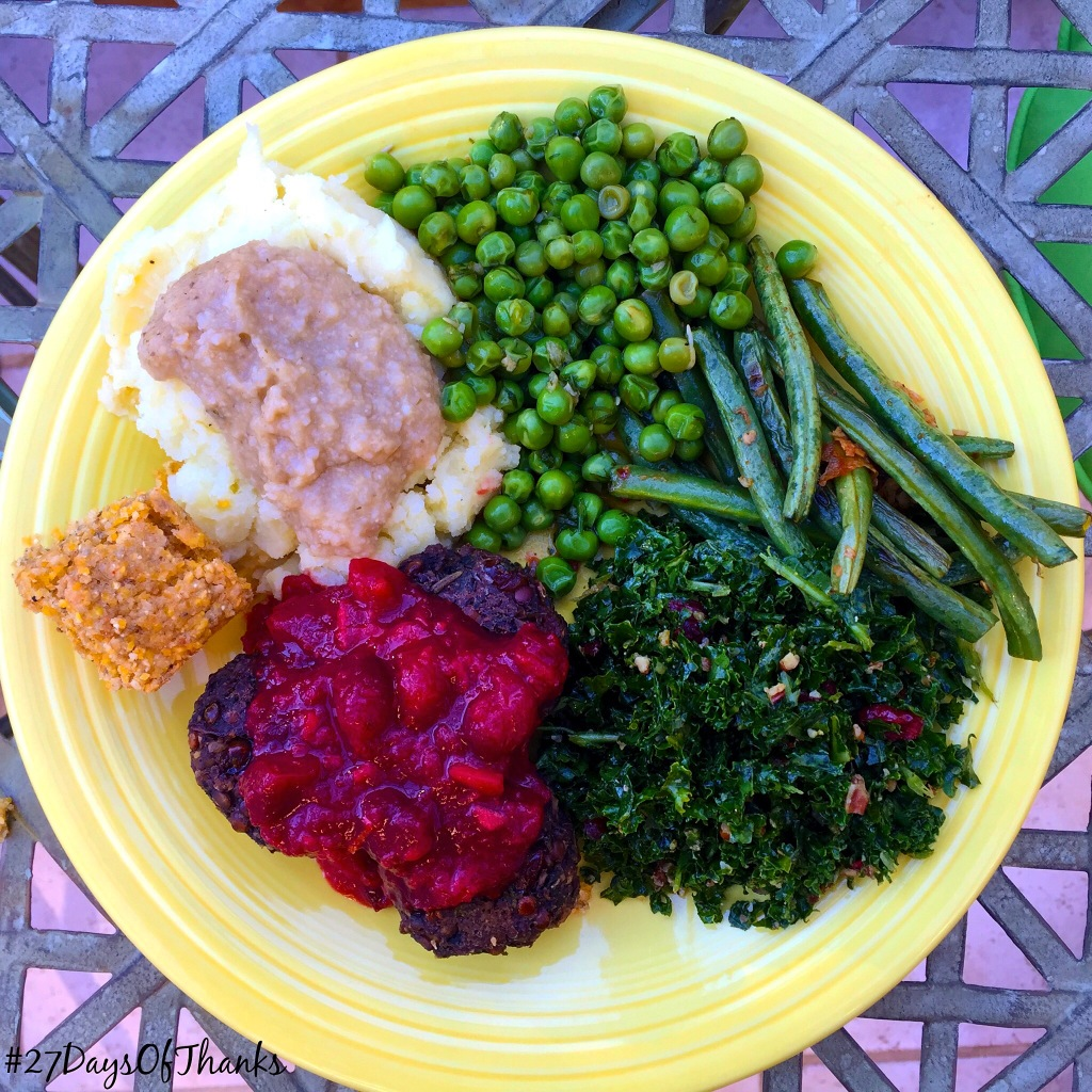 Vegan, Gluten-Free Thanksgiving Dinner